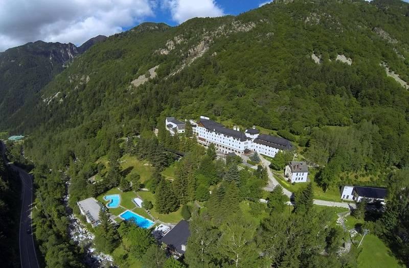 HOTEL BALNEARIO CALDES DE BOÍ