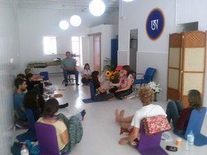 talleres y monograficos inicio de MHA Rosa Navarro